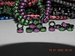Ring model donat laser